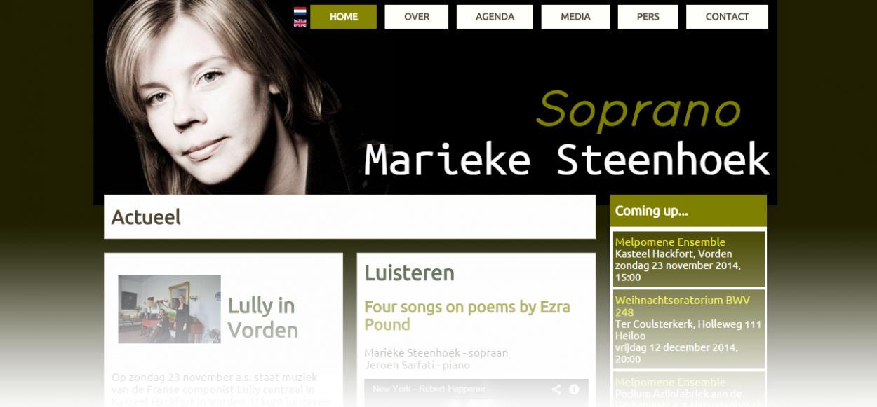 Marieke Steenhoek