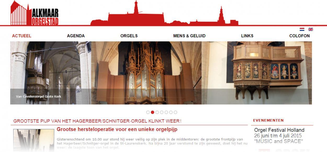 Alkmaar Orgelstad